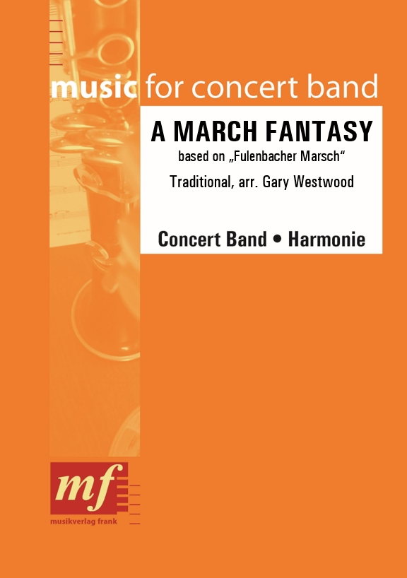 Cover A MARCH FANTASY