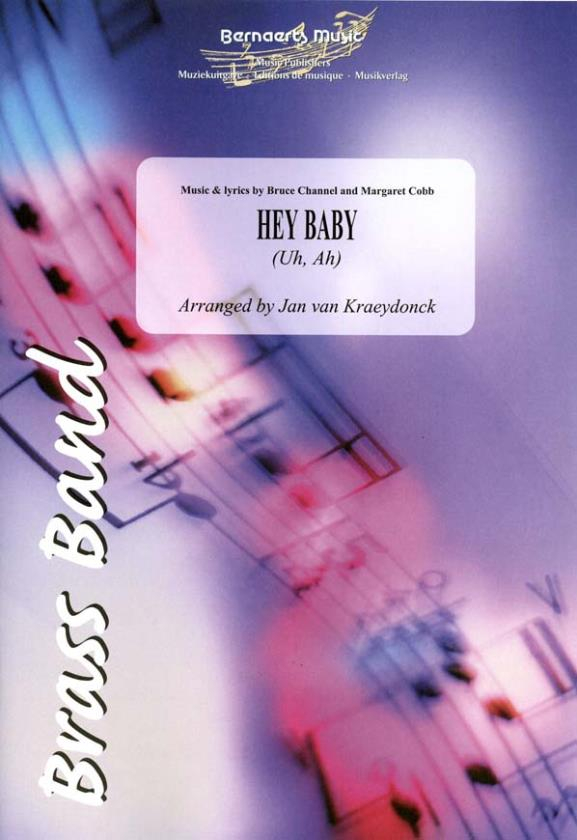 Cover HEY BABY (UH, AH)