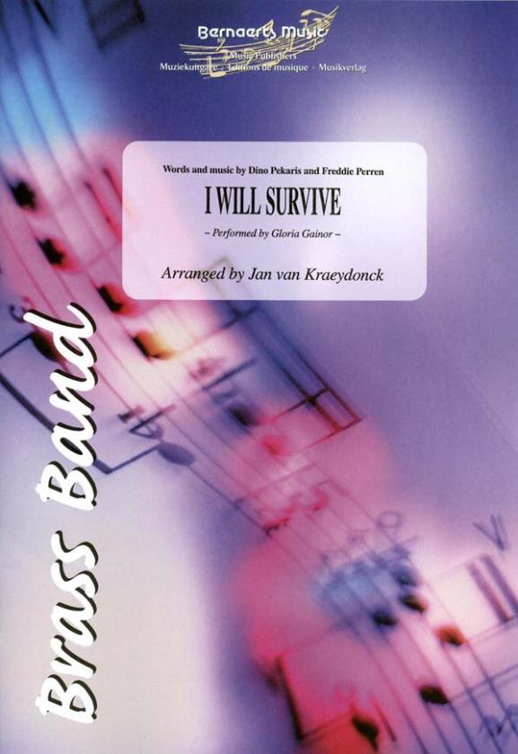 Cover I WILL SURVIVE