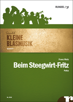 Cover BEIM STEEGWIRT-FRITZ
