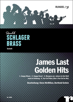 Cover JAMES LAST GOLDEN HITS