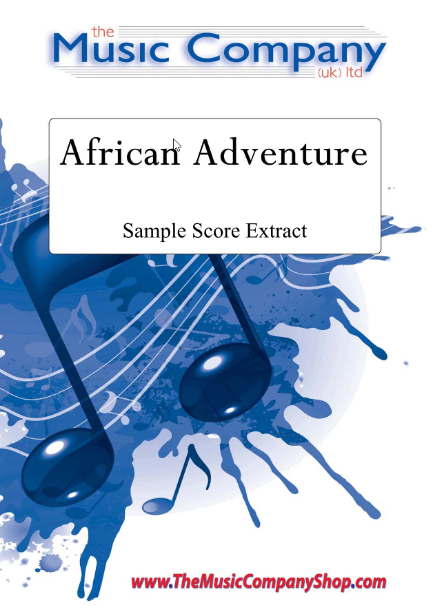 Cover AFRICAN ADVENTURE