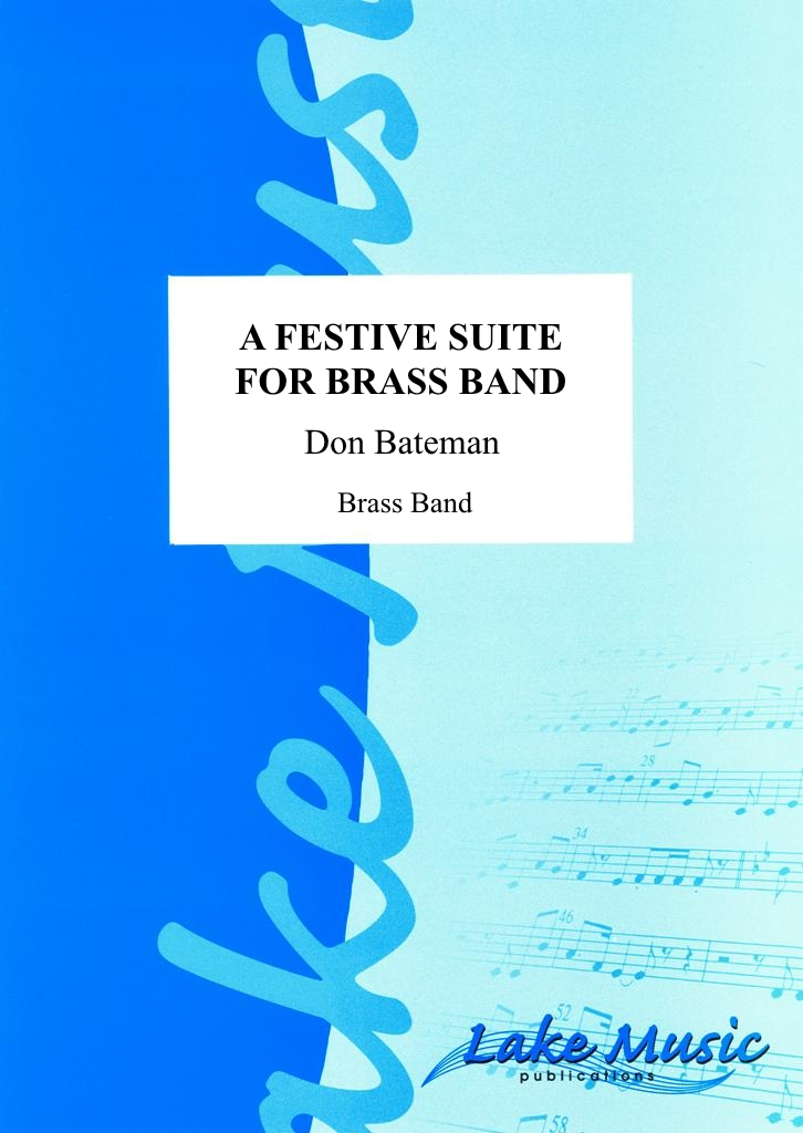 Cover A FESTIVE SUITE FOR BRASS BAND