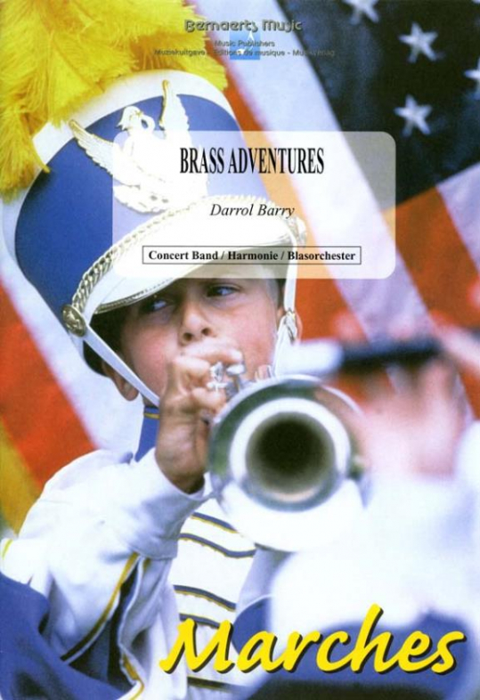 Cover BRASS ADVENTURES