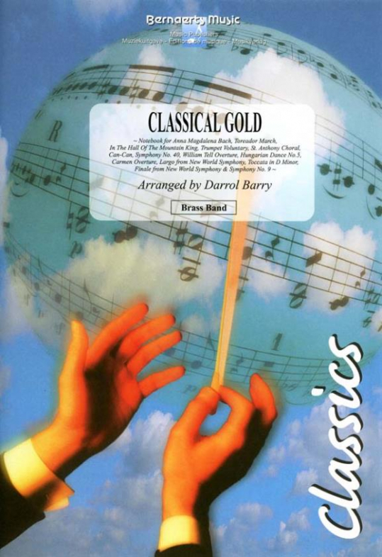 Cover CLASSICAL GOLD