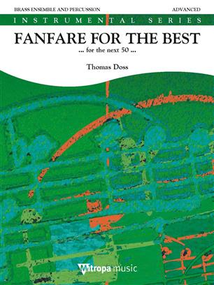 Cover FANFARE FOR THE BEST