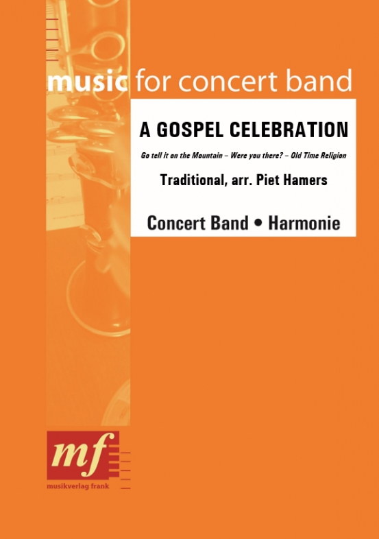 Cover A GOSPEL CELEBRATION