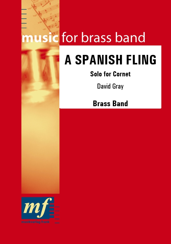 Cover A SPANISH FLING