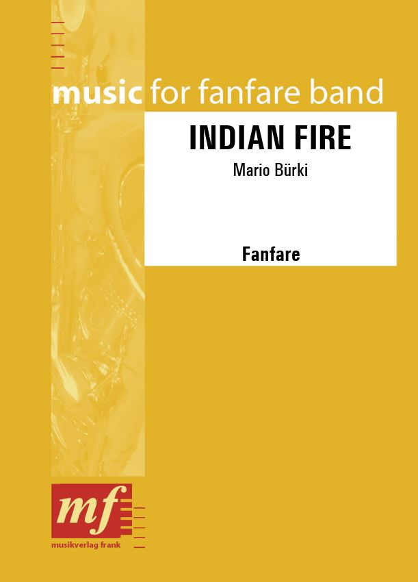 Cover INDIAN FIRE