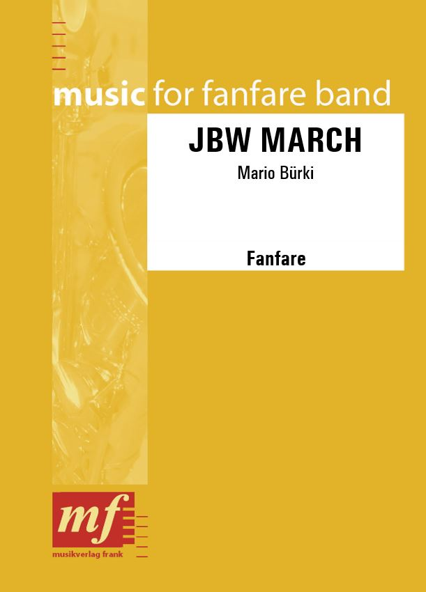 Cover JBW MARCH