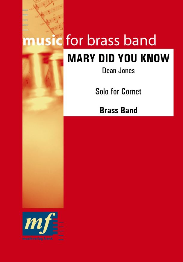 Cover MARY DID YOU KNOW