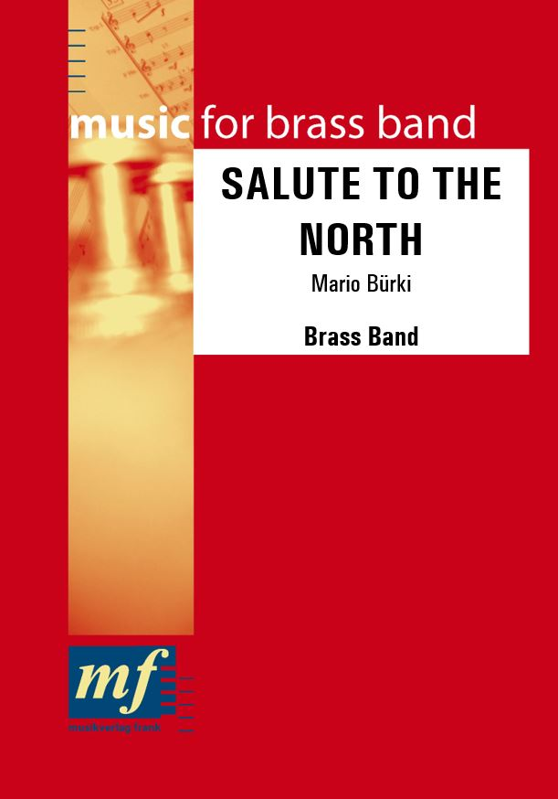 Cover SALUTE TO THE NORTH