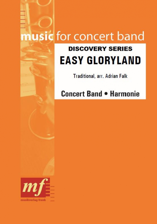 Cover EASY GLORYLAND