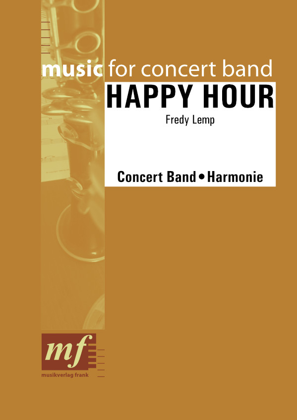 Cover HAPPY HOUR