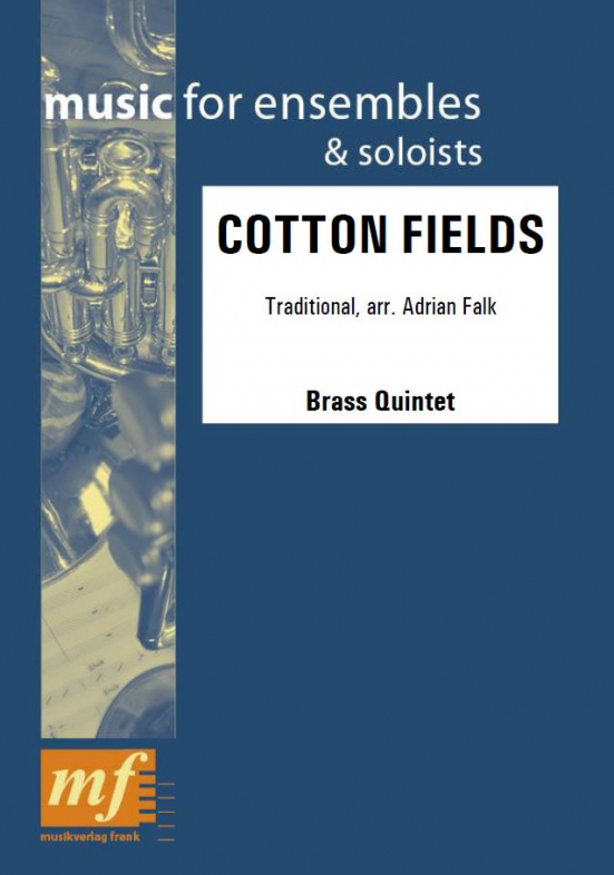 Cover COTTON FIELDS