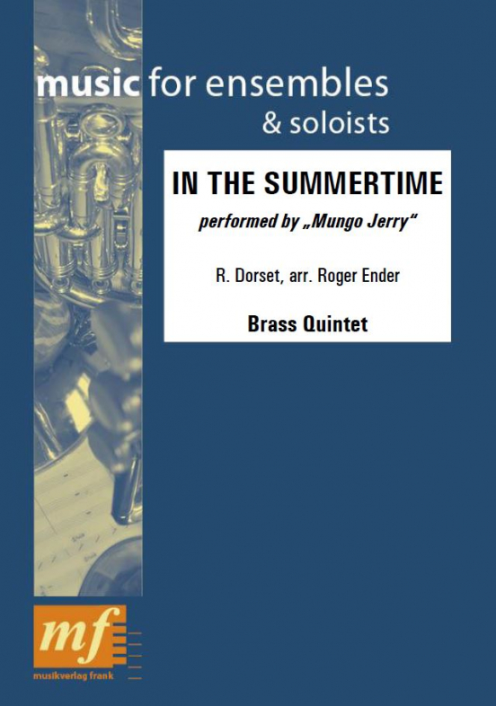 Cover IN THE SUMMERTIME