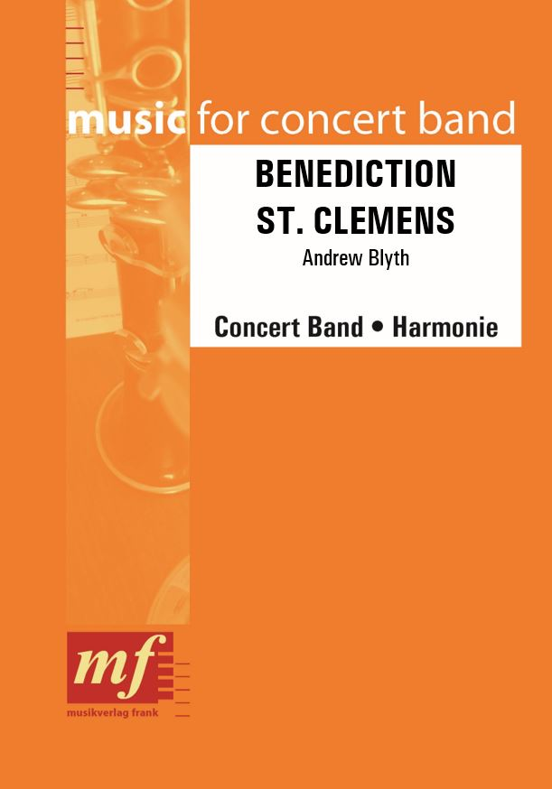 Cover BENEDICTION - ST. CLEMENS