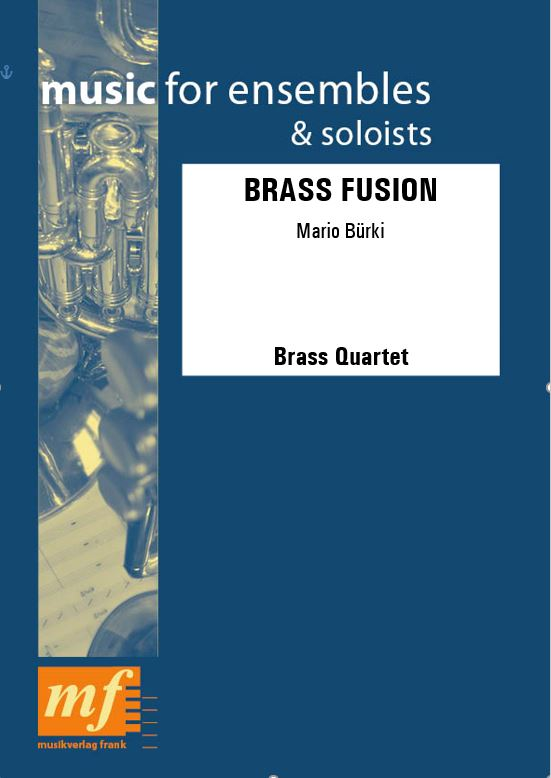 Cover BRASS FUSION