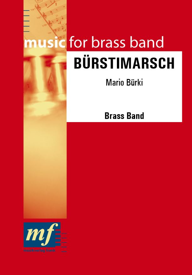 Cover BÜRSTIMARSCH