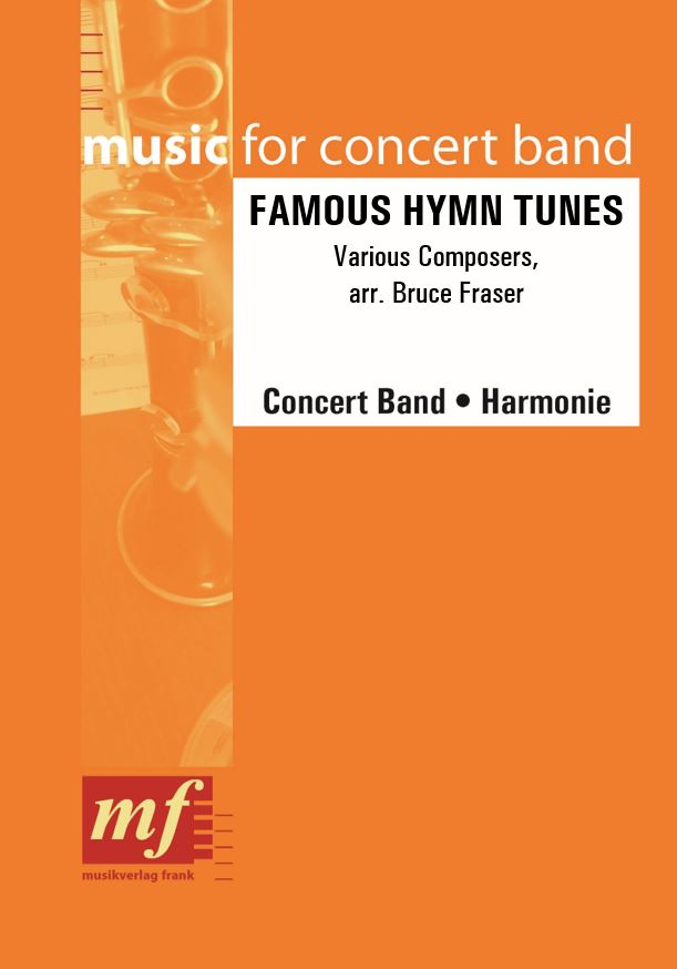 Cover FAMOUS HYMN TUNES