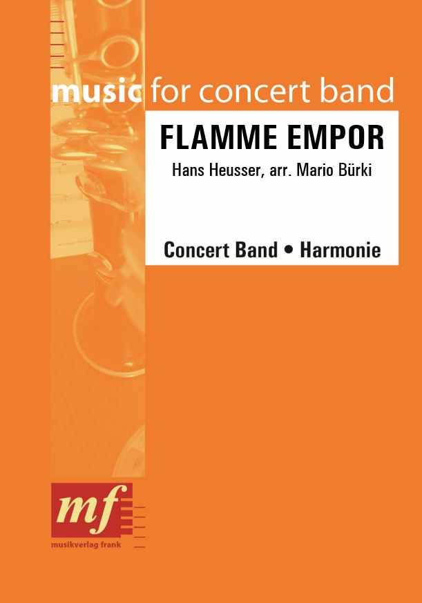 Cover FLAMME EMPOR