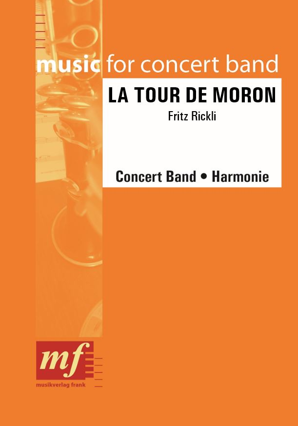 Cover LA TOUR DE MORON