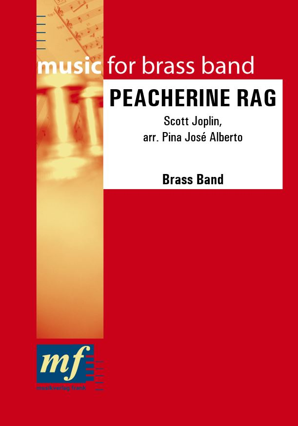Cover PEACHERINE RAG
