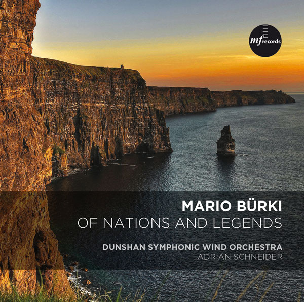 Cover Of Nations and Legends