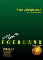 Cover PURE LEIDENSCHAFT